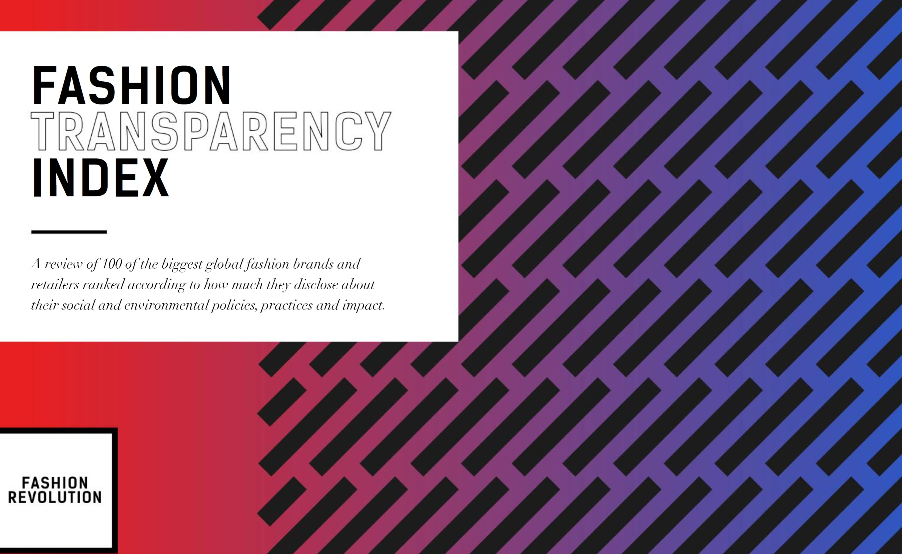 fashion transparency index 2017 adidas reebok puma