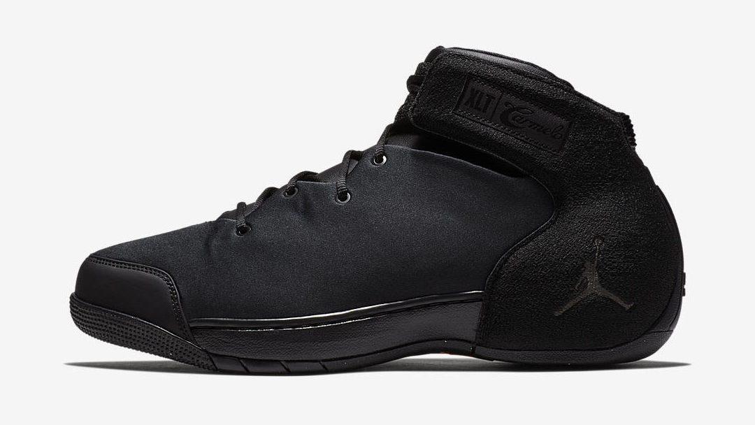 Carmelo Anthony's Next Shoe, the Jordan Melo 1.5 'Hoodie ...