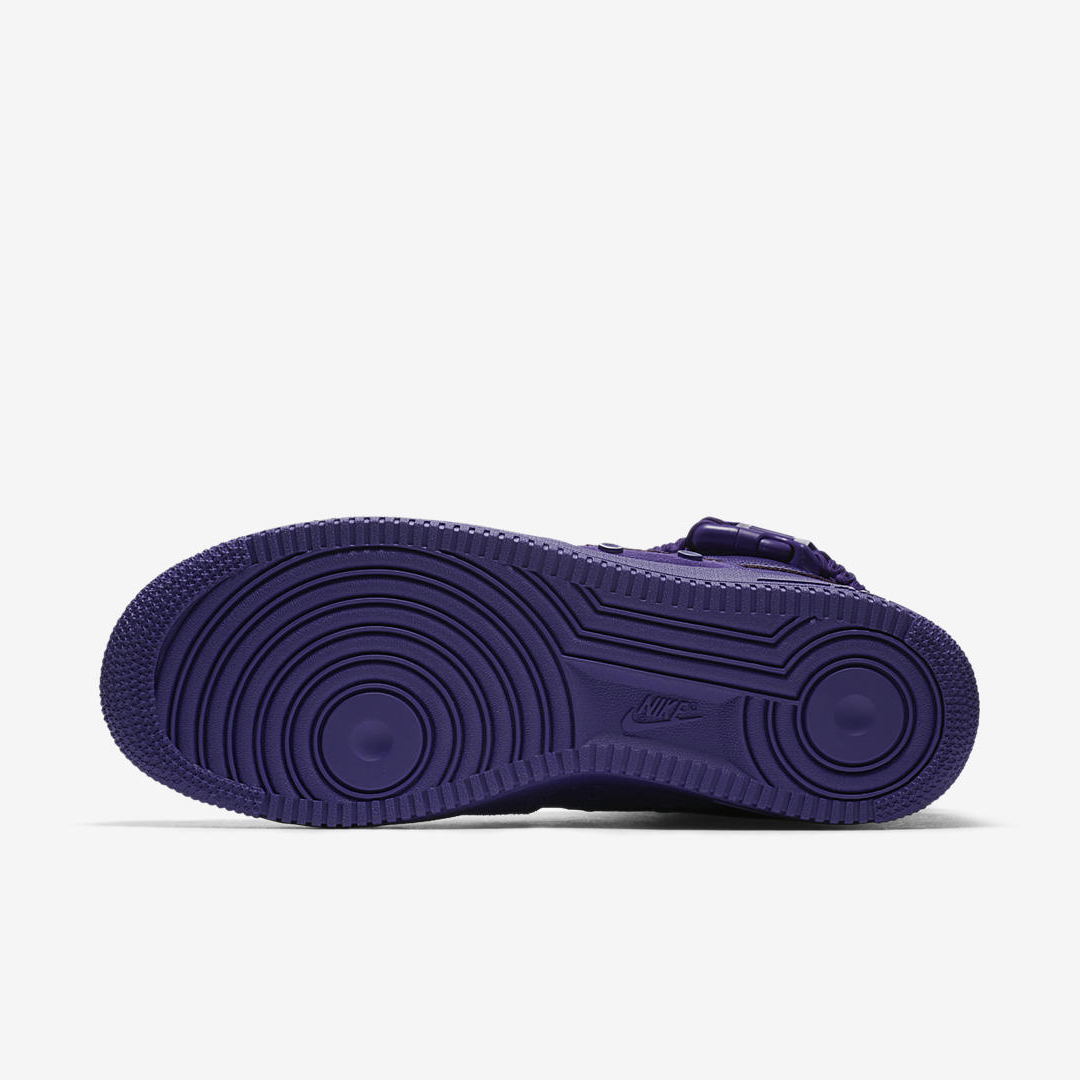 nike SF AF1 court purple 4