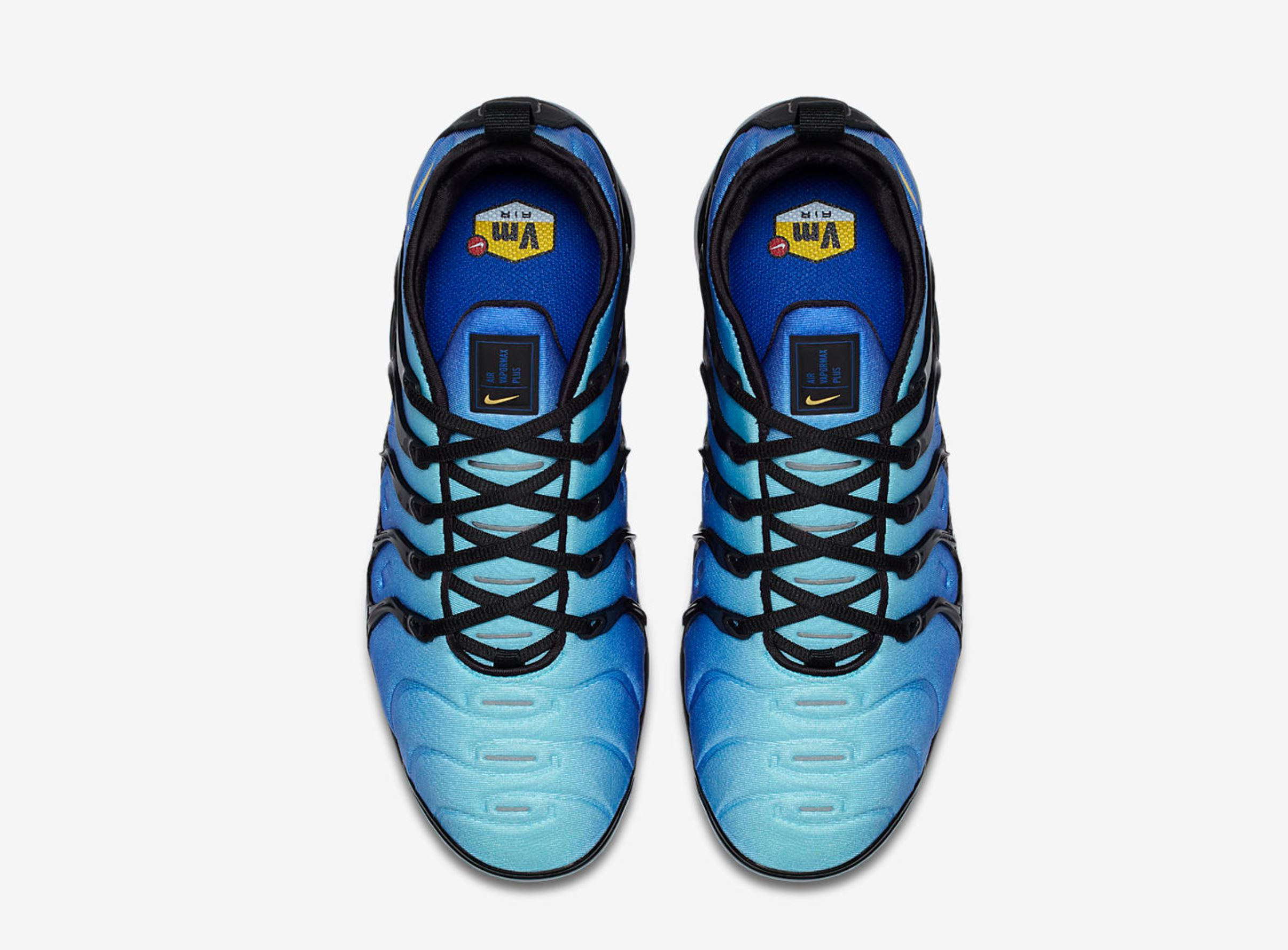 huge selection of 82bf1 d1f37 This Nike Air VaporMax Plus Honors the Original Tuned Air ...