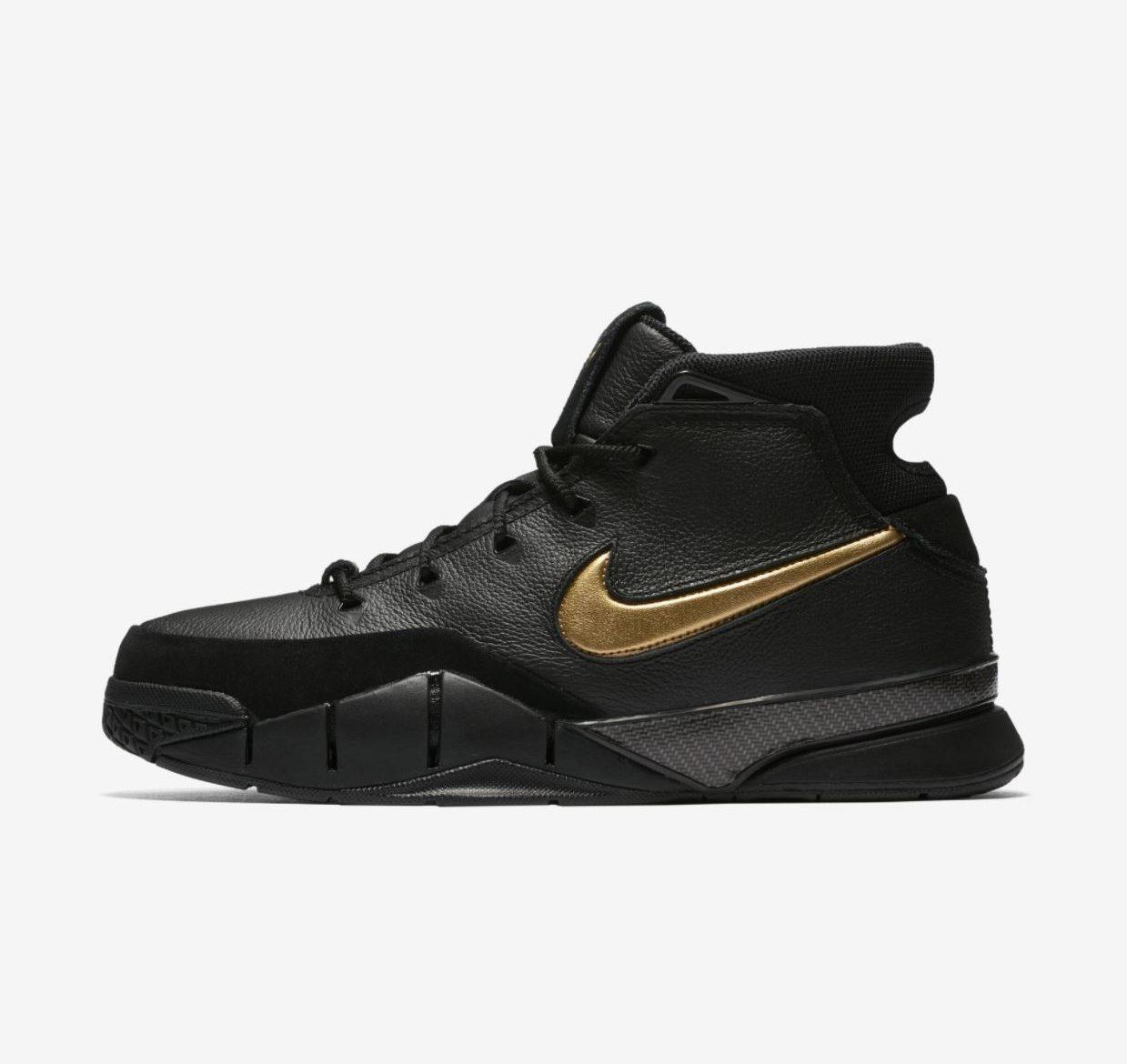 The Nike Kobe 1 Protro 'Mamba Day' is