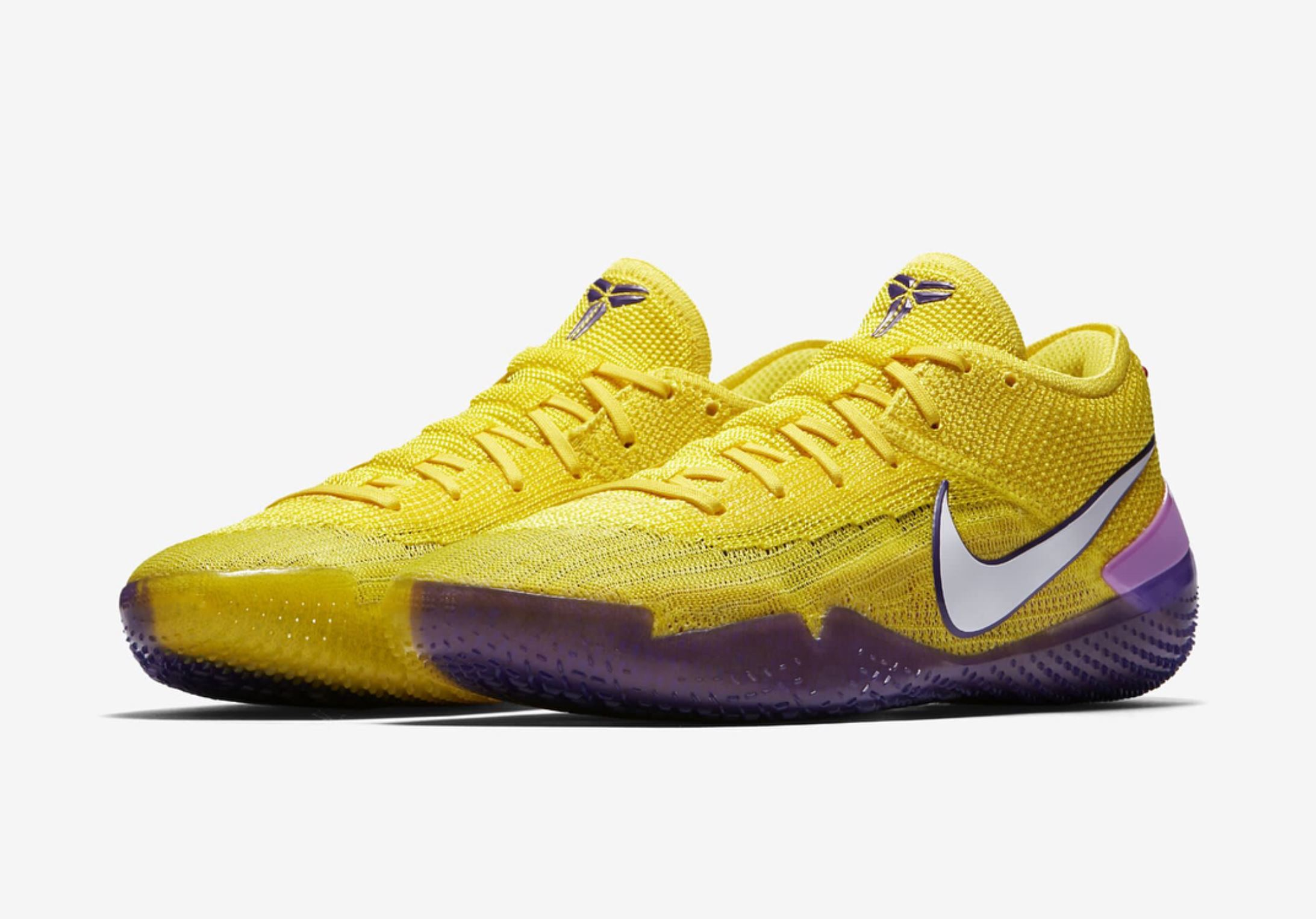 The Nike Kobe NXT 360 Surfaces in a