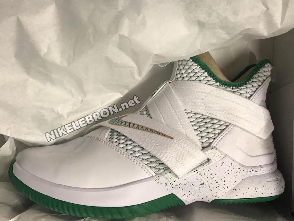 big sale 882af 435a0 Images of the Nike LeBron Soldier 12 'SVSM' Leak Online ...