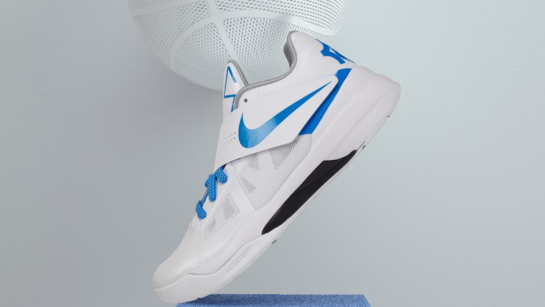 The Nike Zoom KD 4 Battle Tested Celebrates Kevin Durant bfd4c65bd