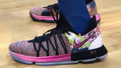 what the kd 10 release date 1