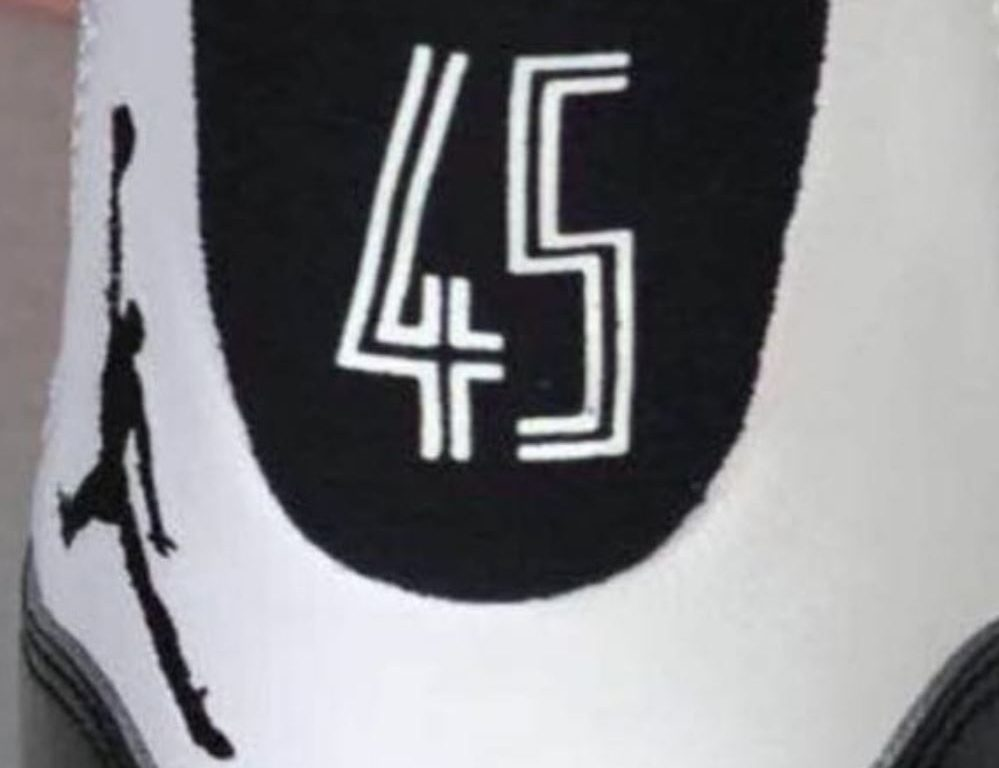 new styles 3ce03 a2c4b This Year's Air Jordan 11 'Concord' Will Feature the 45 and ...