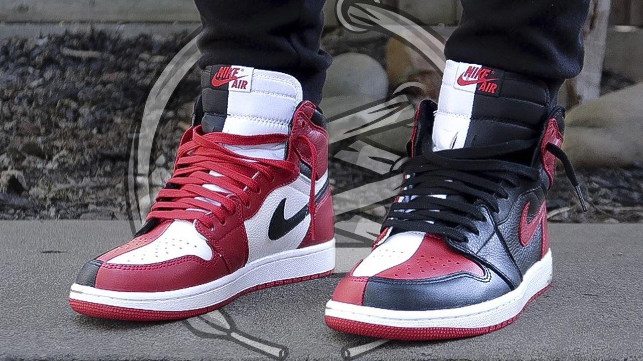 Air Jordan 1 'Homage to Home