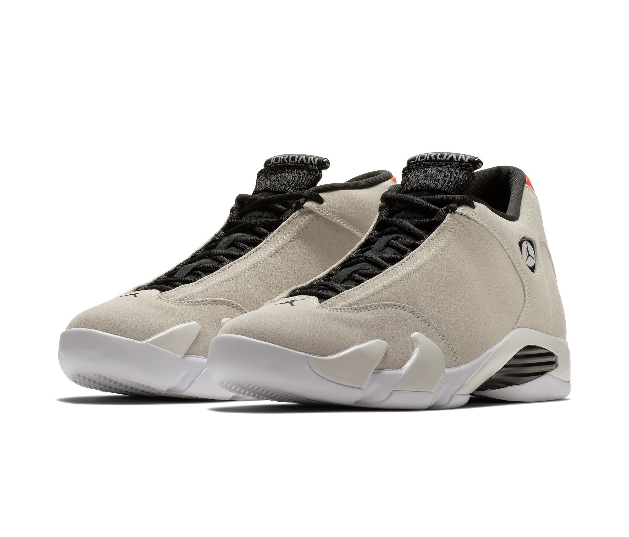 promo code 68d7b 5d0d0 An Official Look at the Air Jordan 14 'Desert Sand ...
