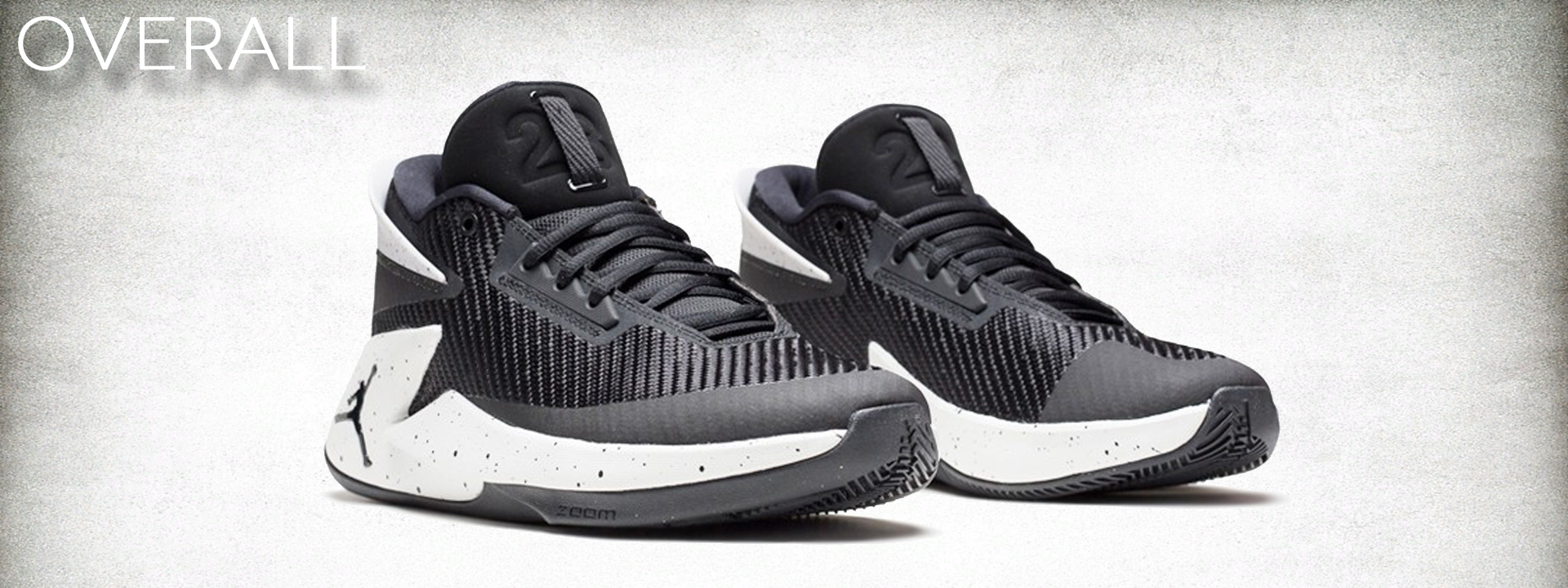 Jordan Fly Lockdown Performance Review overall