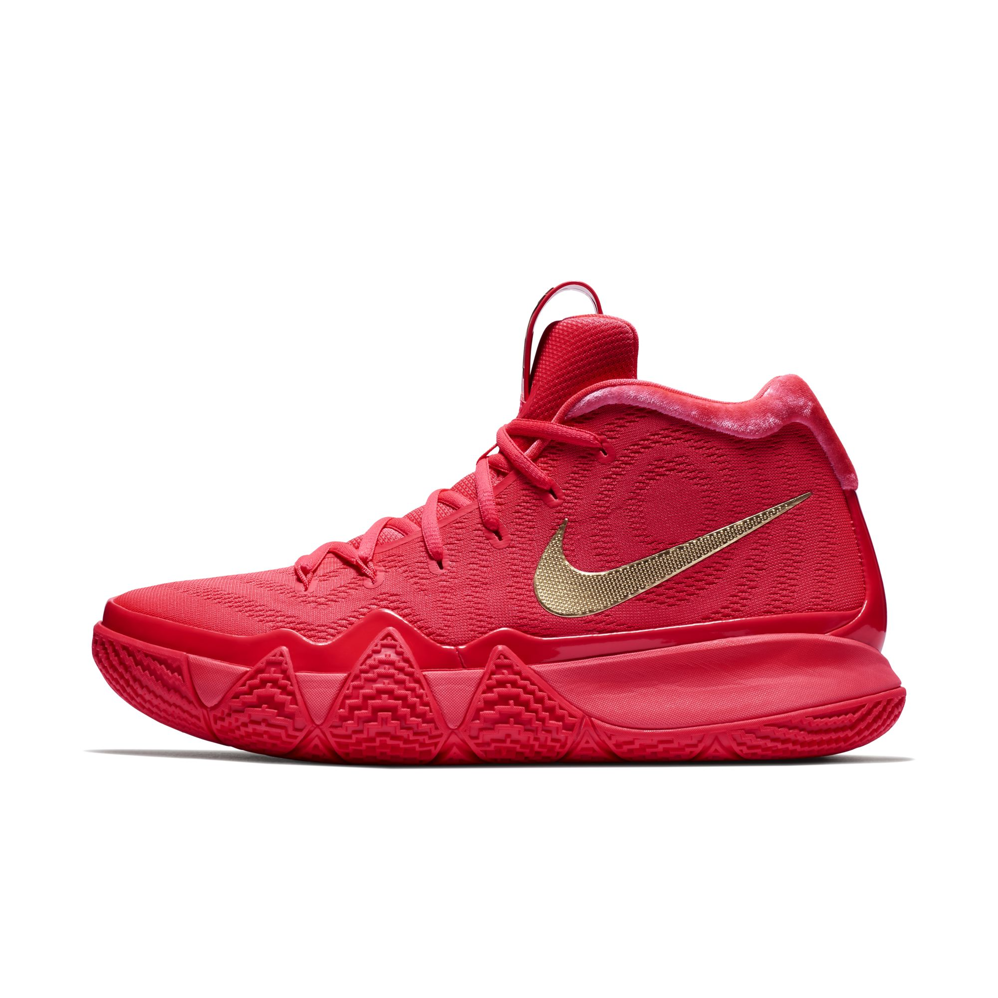 The Nike Kyrie 4 'Red Carpet' Was a