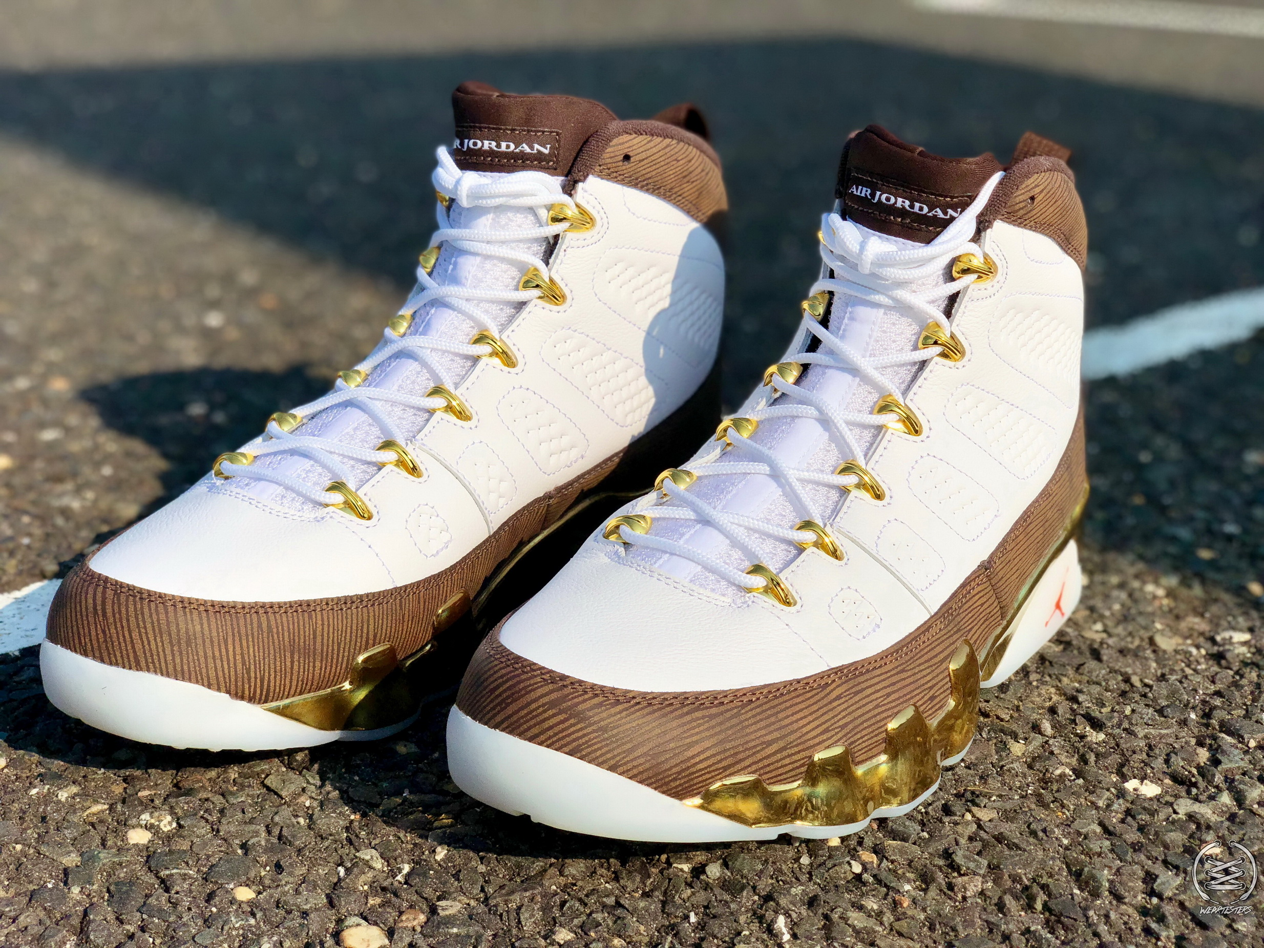 the best attitude 87c66 9c9cf Detailed Look at the Air Jordan 9 'MOP Melo' - WearTesters