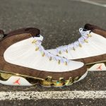 Detailed Look at the Air Jordan 9 'MOP Melo'