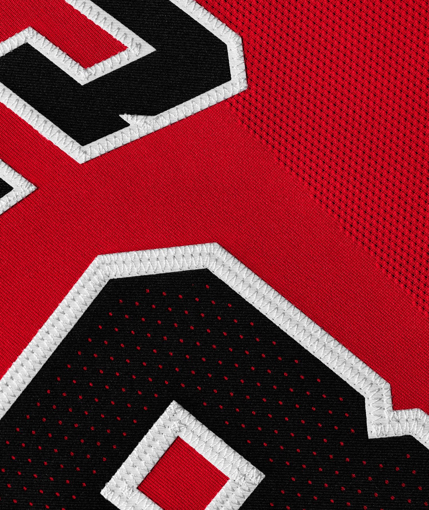 Michael Jordan authentic jersey last shot 1