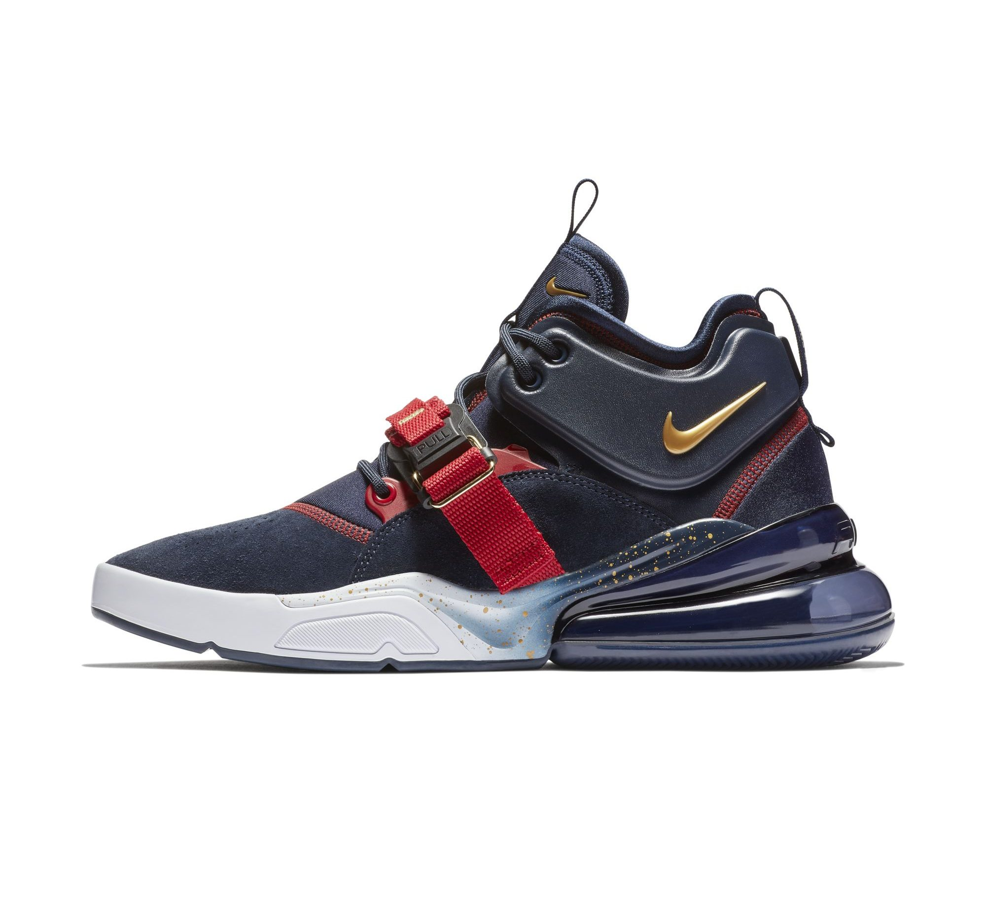 new concept ed312 43178 Another Suede Build of the Nike Air Force 270 is Coming ...