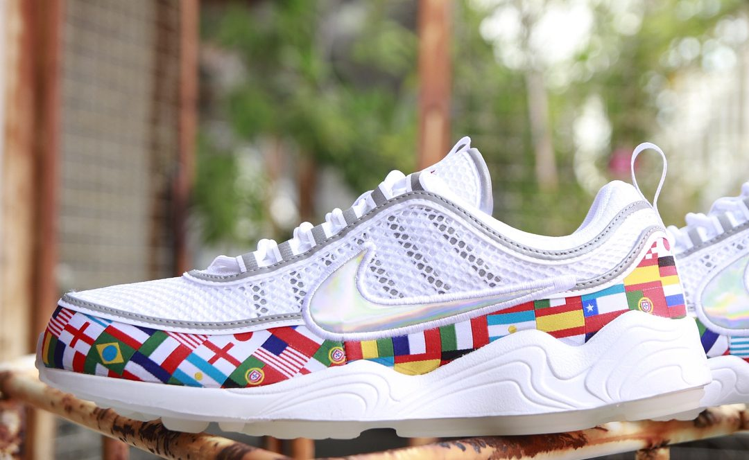 NIKE AIR ZOOM SPIRDON WORLD CUP 3
