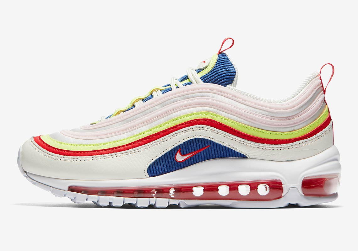 huge discount 8b1a7 2e95c The Nike Air Max 97 SE 'Corduroy' Gets a Playful Remake ...