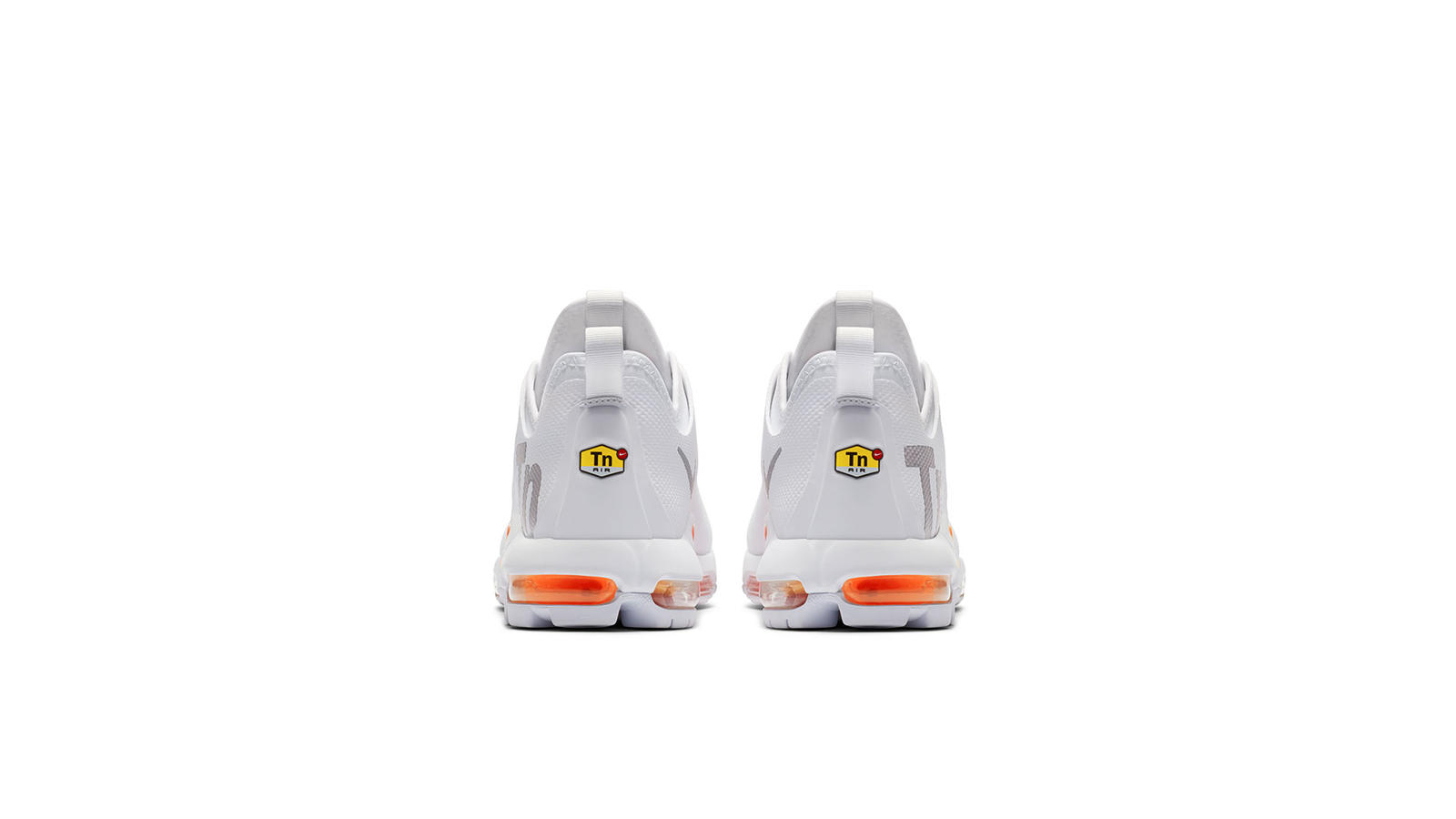 low priced 48ddf d26fa Nike Mercurial TN white 1 - WearTesters