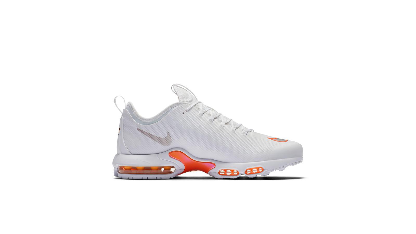 Nike Mercurial TN white 3