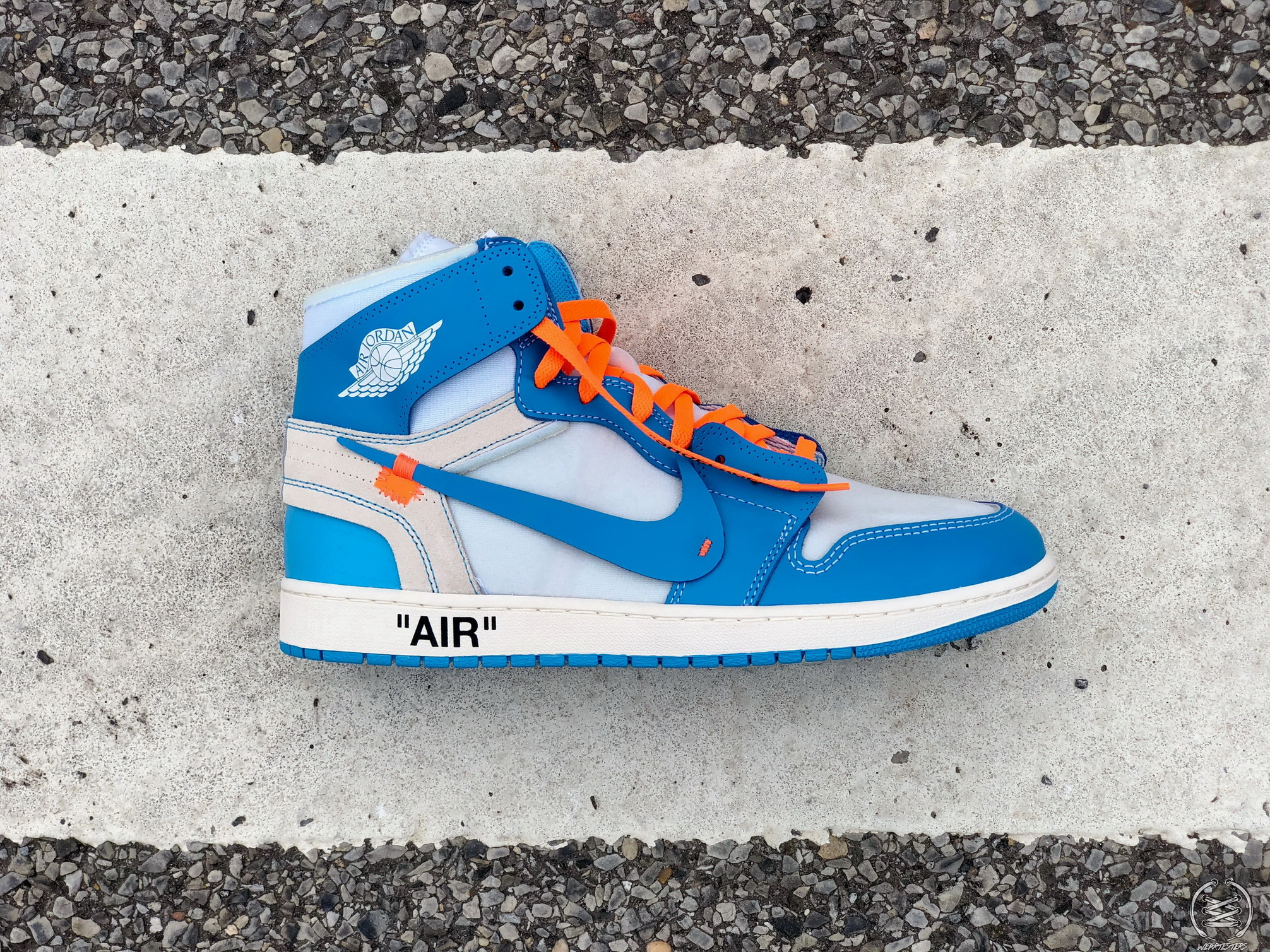 free shipping e10e1 cdaaa Here's a Detailed Look at Virgil Abloh's Off-White Air ...