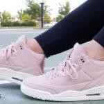 Detailed Look at the Women's Air Jordan 3 'Rose Gold'