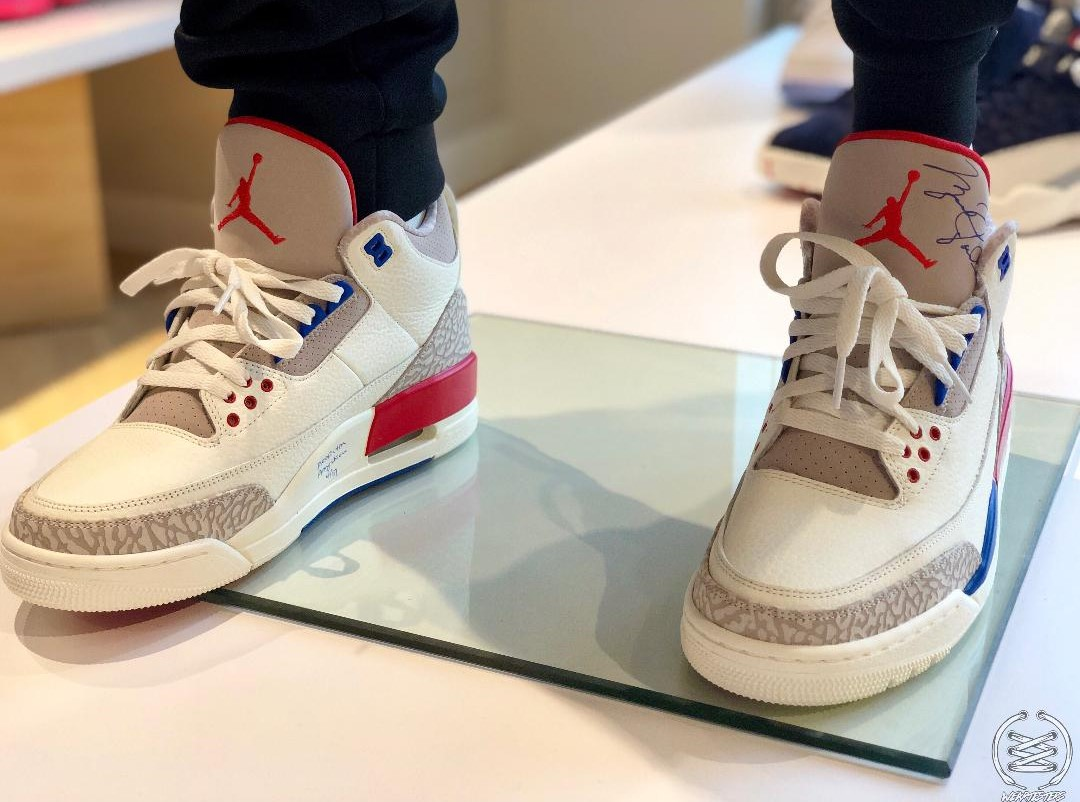 huge discount c63f4 d09e2 Expect the New Air Jordan 3 'International Pack' in July ...