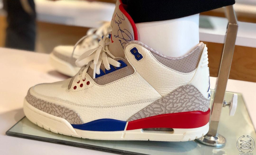 huge discount fcf0c 3d7a2 Expect the New Air Jordan 3 'International Pack' in July ...