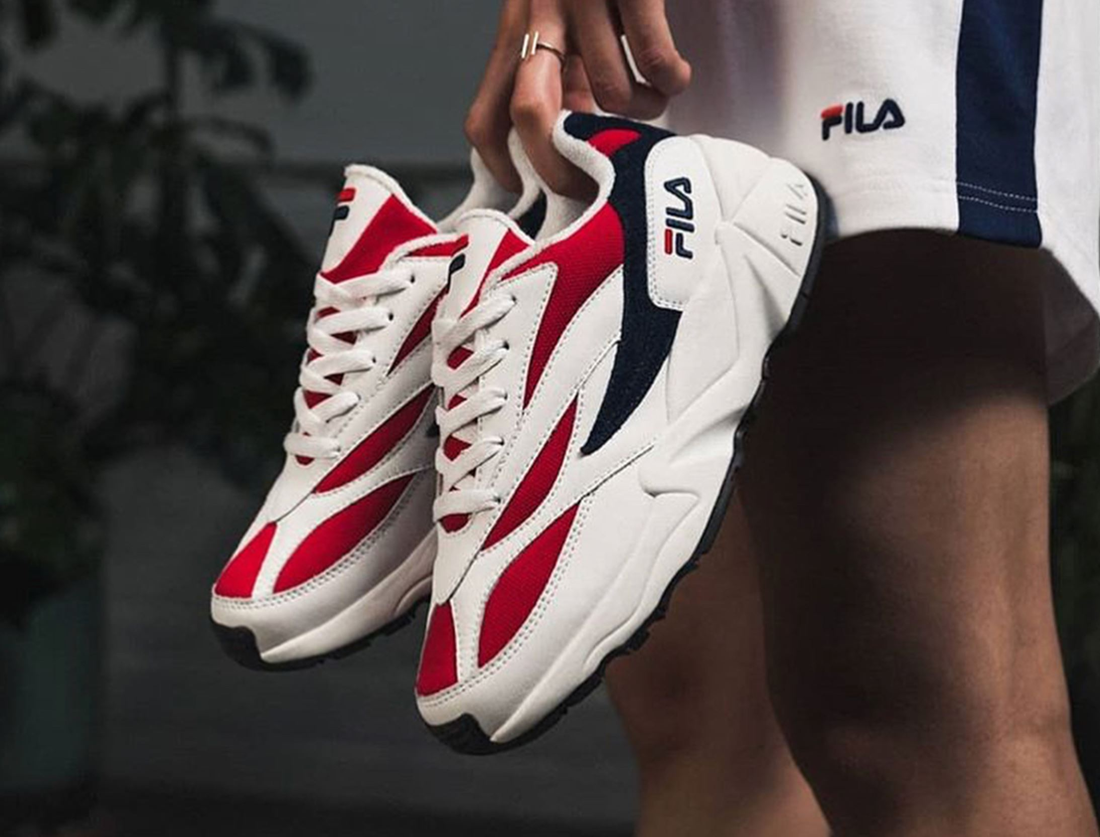 The Fila Venom Has Exited the Archive for Today's Bulky Shoe ...