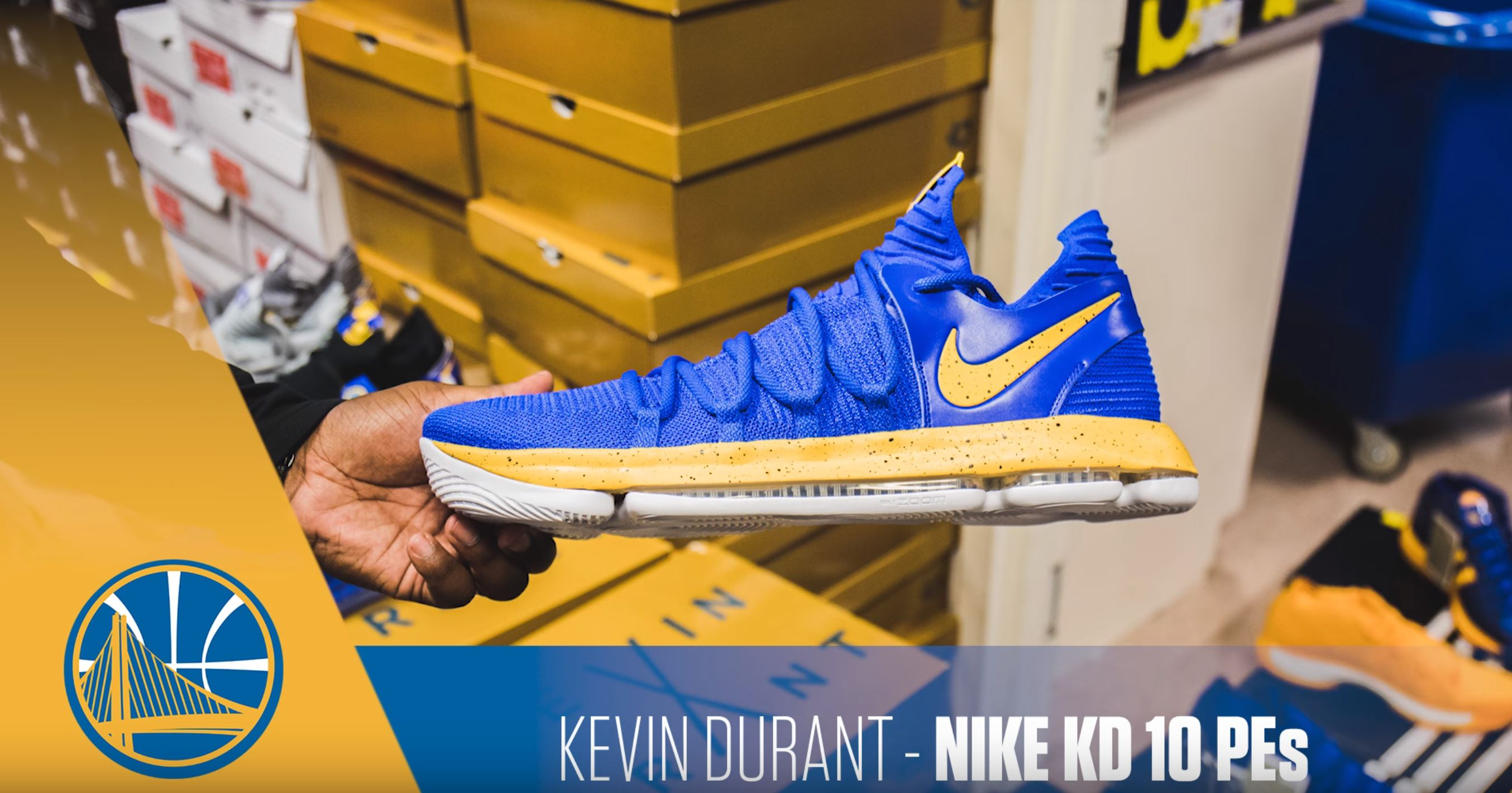 kevin durant nike kd 10 PE 1
