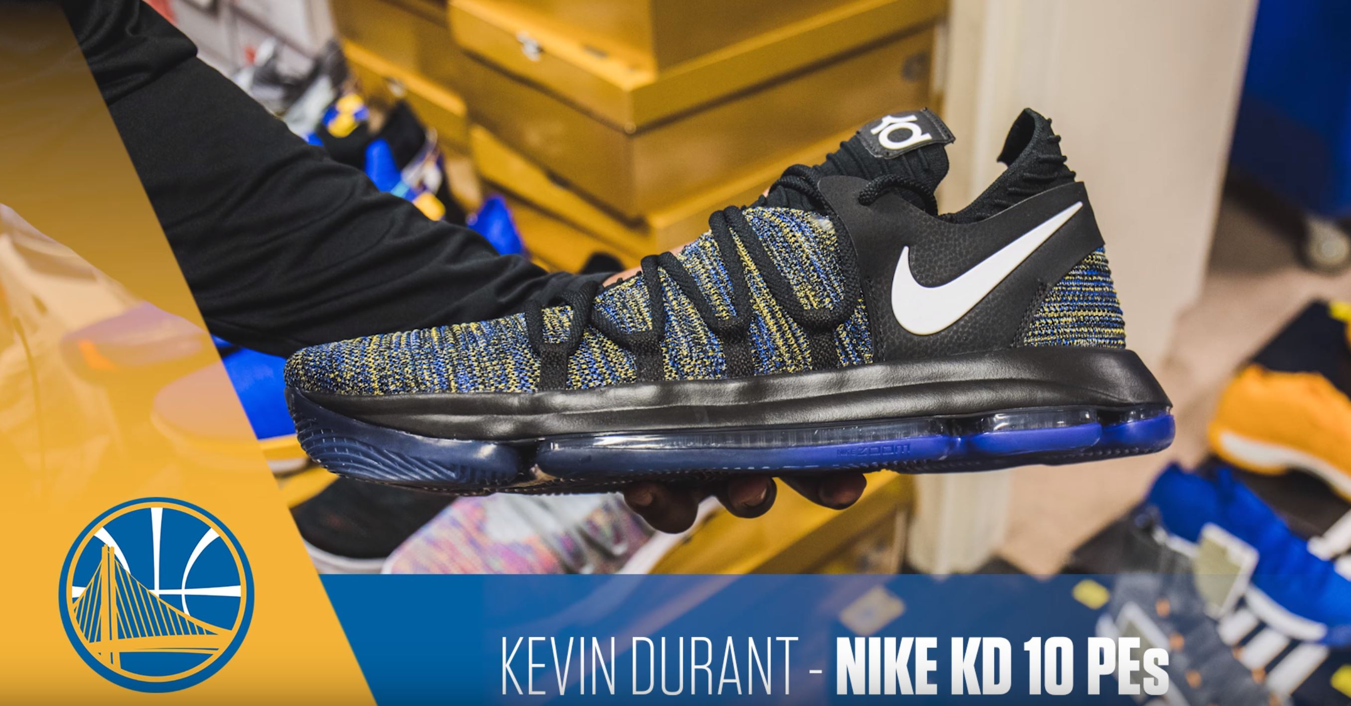 kevin durant nike kd 10 PE