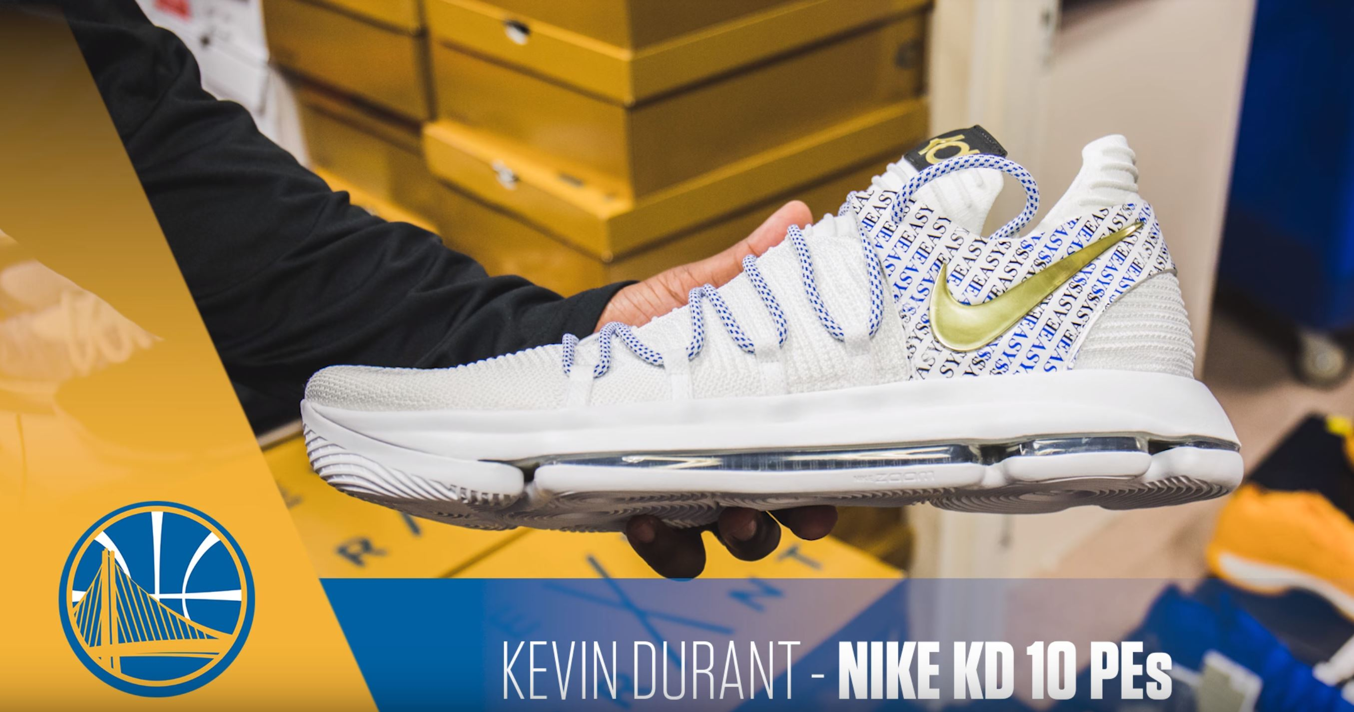 kevin durant nike kd 10 easy PE