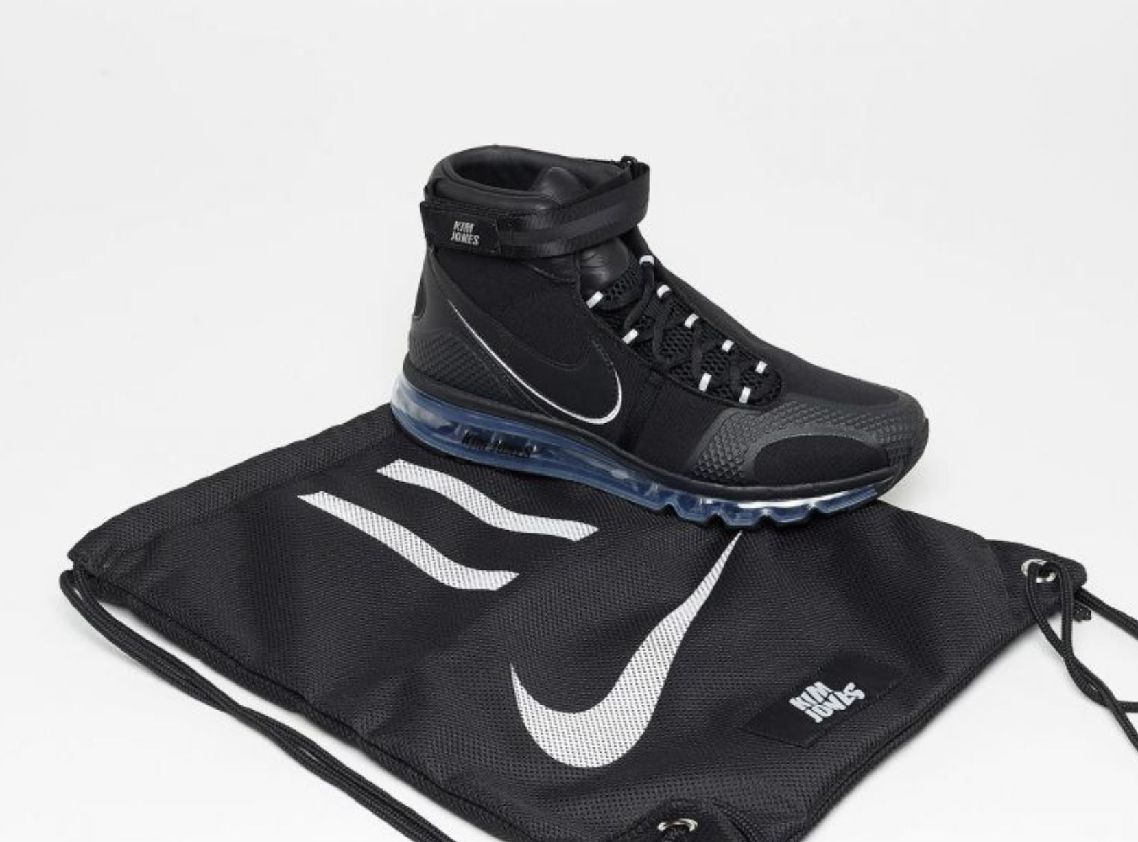 Kim Jones' NikeLab Air Max 360 Hi KJ Will Release in Two