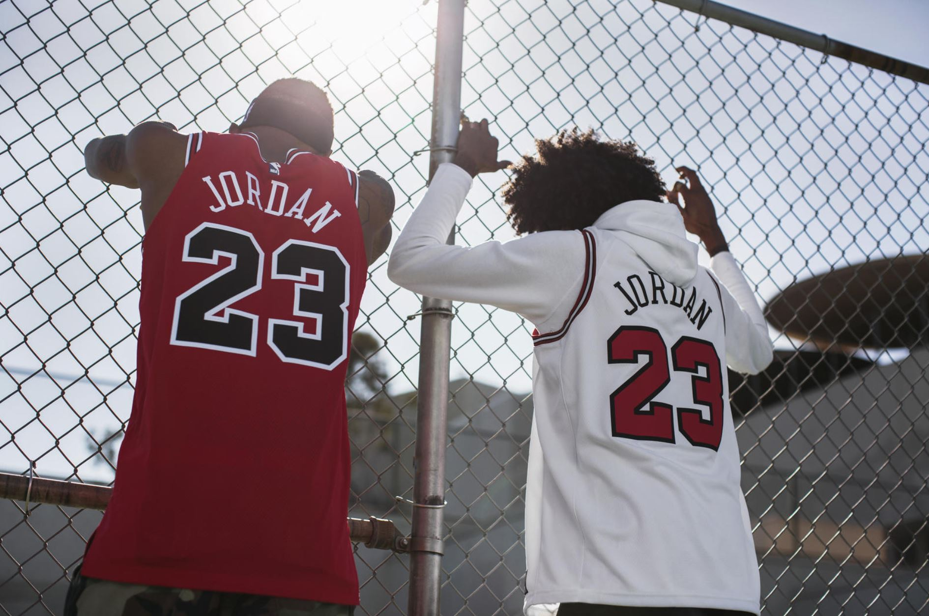 top fashion ef4ae 6996d Nike Unveils Limited Edition Michael Jordan Bulls Jerseys to ...