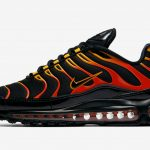 This Red Hot Nike Air Max 97 Plus Hybrid Arrives Friday