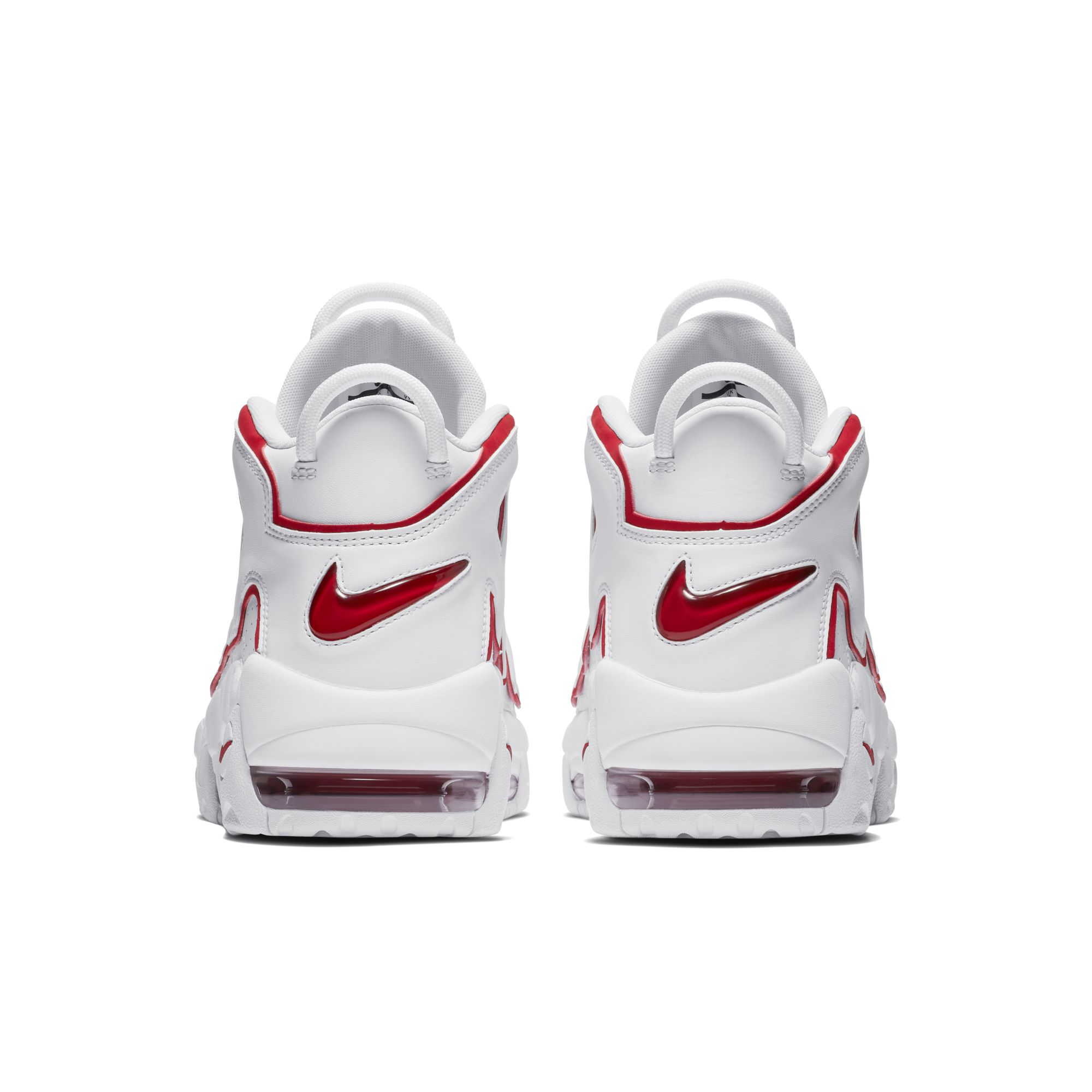 nike air more uptempo white red 3
