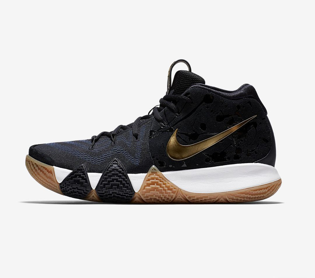 cheaper 7a383 6454b New Metallic Gold Nike Kyrie 4 Rumored to Drop This Week ...