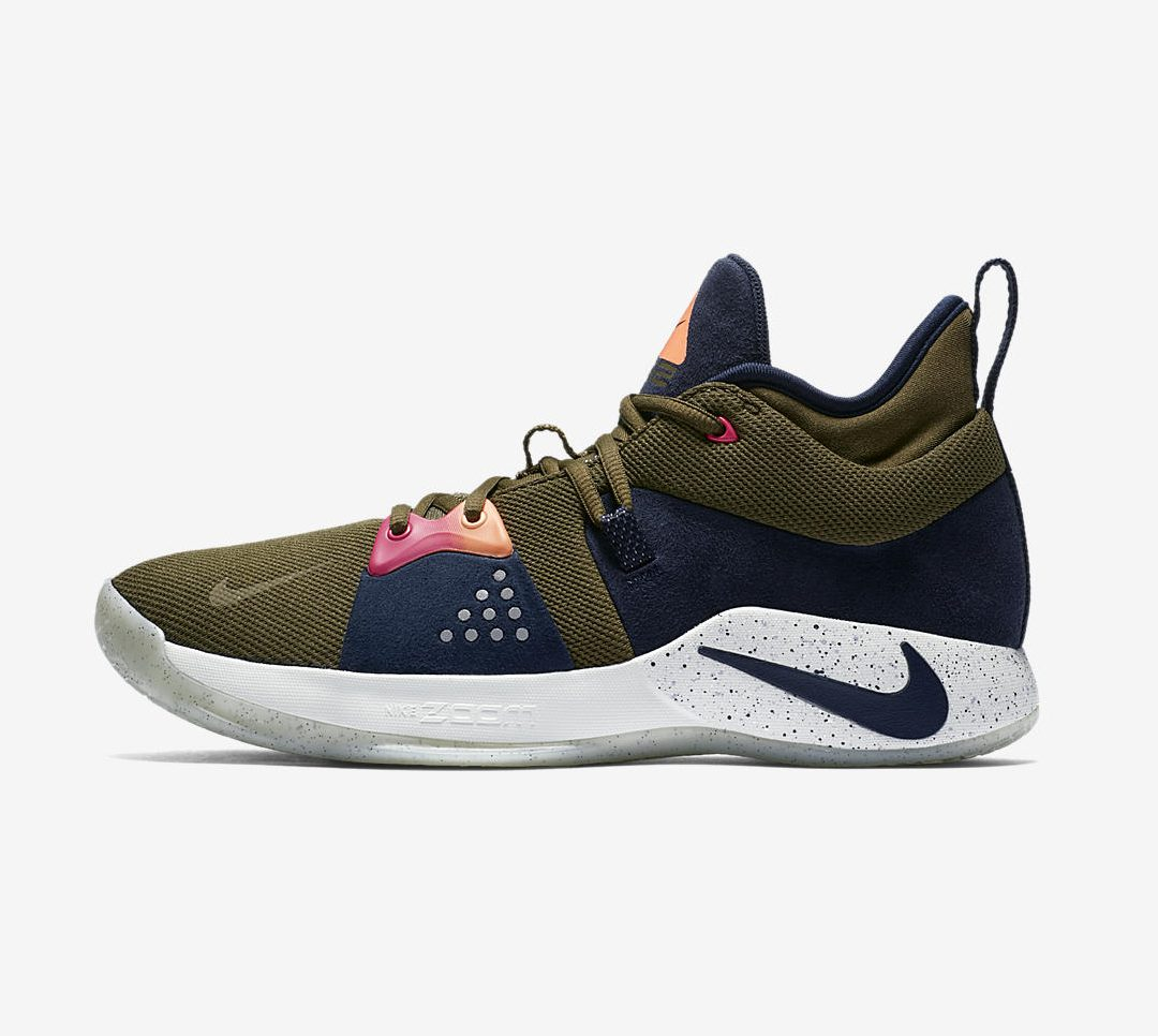 The Nike PG 2 Gets ACG Flare with this