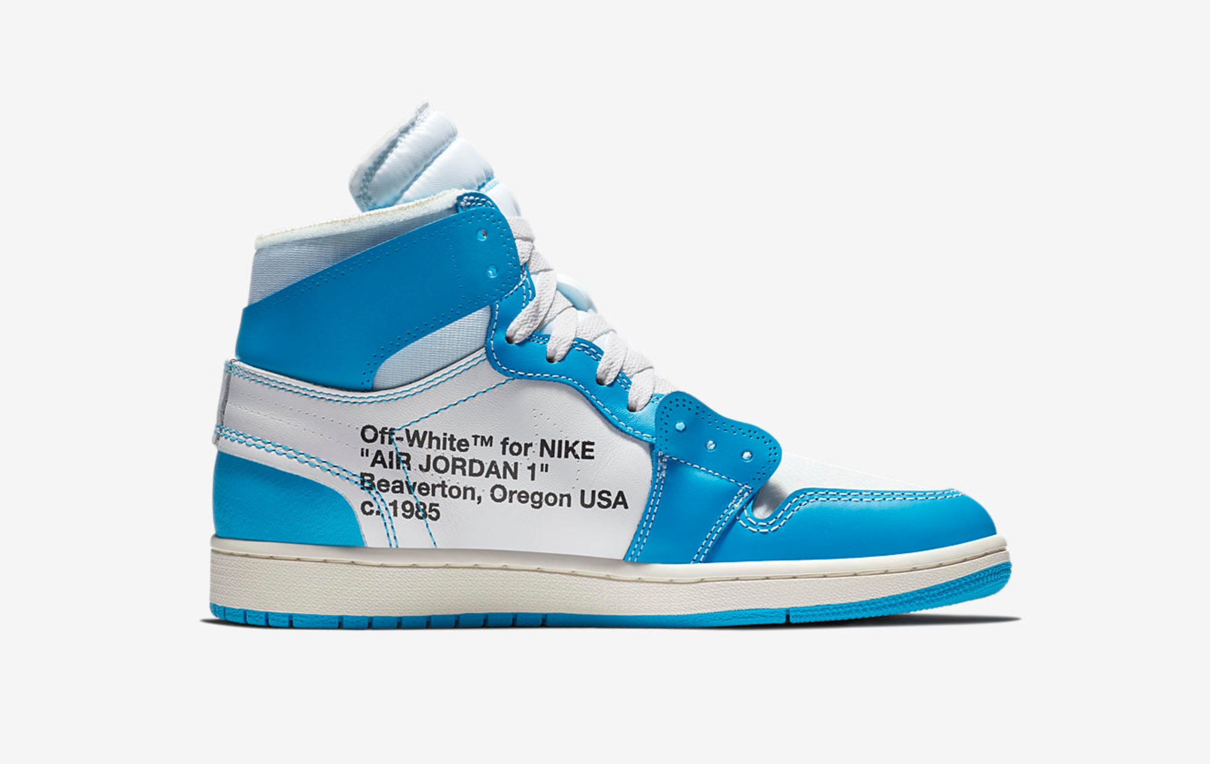 Nike Off White Shoe Drop Today