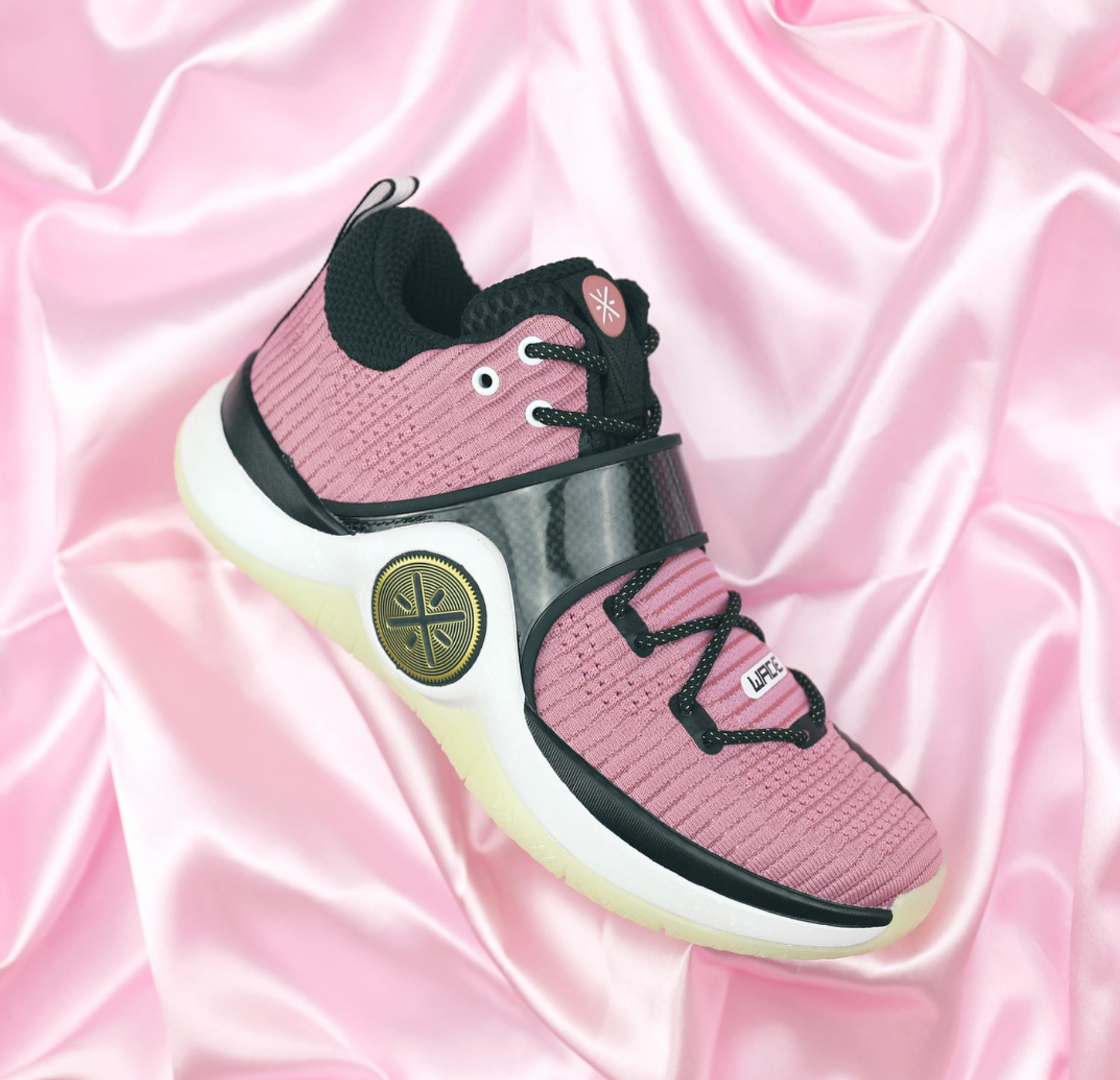 SIZE Media x Way of Wade 6 'Old Rose