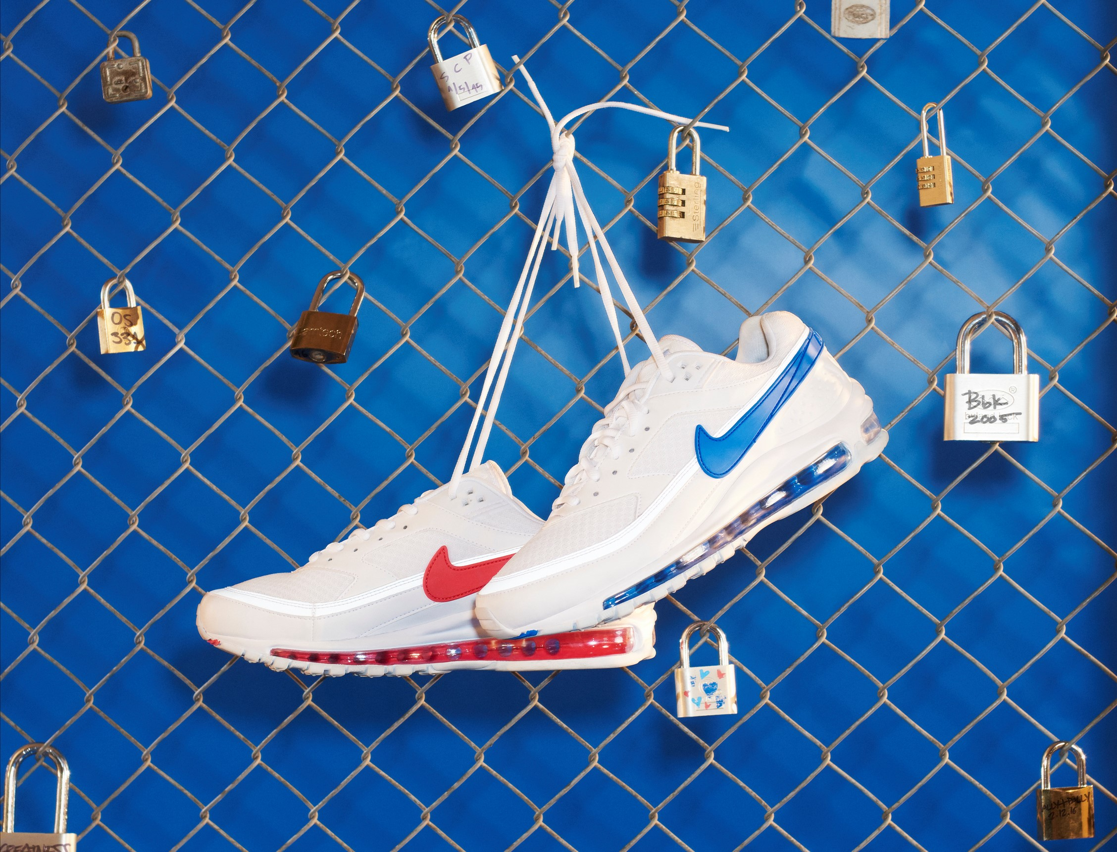 The Skepta Air Max 97BW SK Aims to Connect Paris and London
