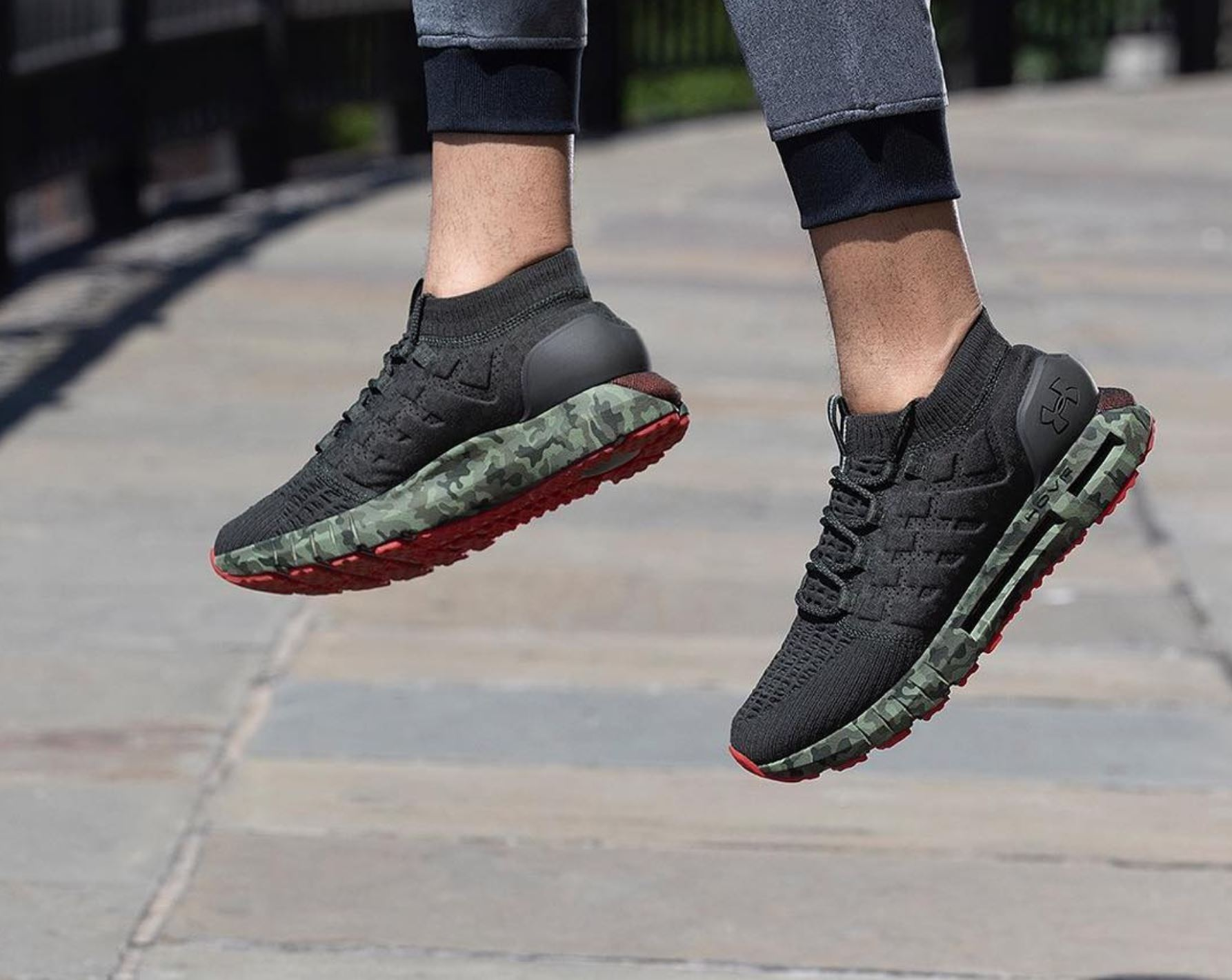 new arrival b3cc1 0448d Camo is Coming to the Under Armour HOVR Phantom This Friday ...