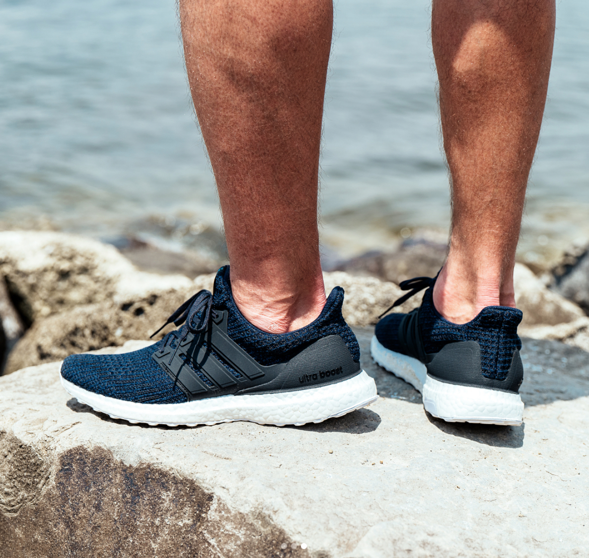 official photos ea539 01f12 The adidas Ultra Boost 4.0 Parley in 'Deep Ocean Blue ...