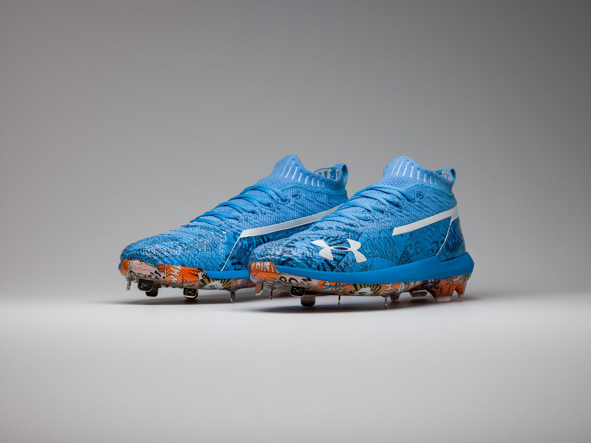 under armour baseball cleats bryce