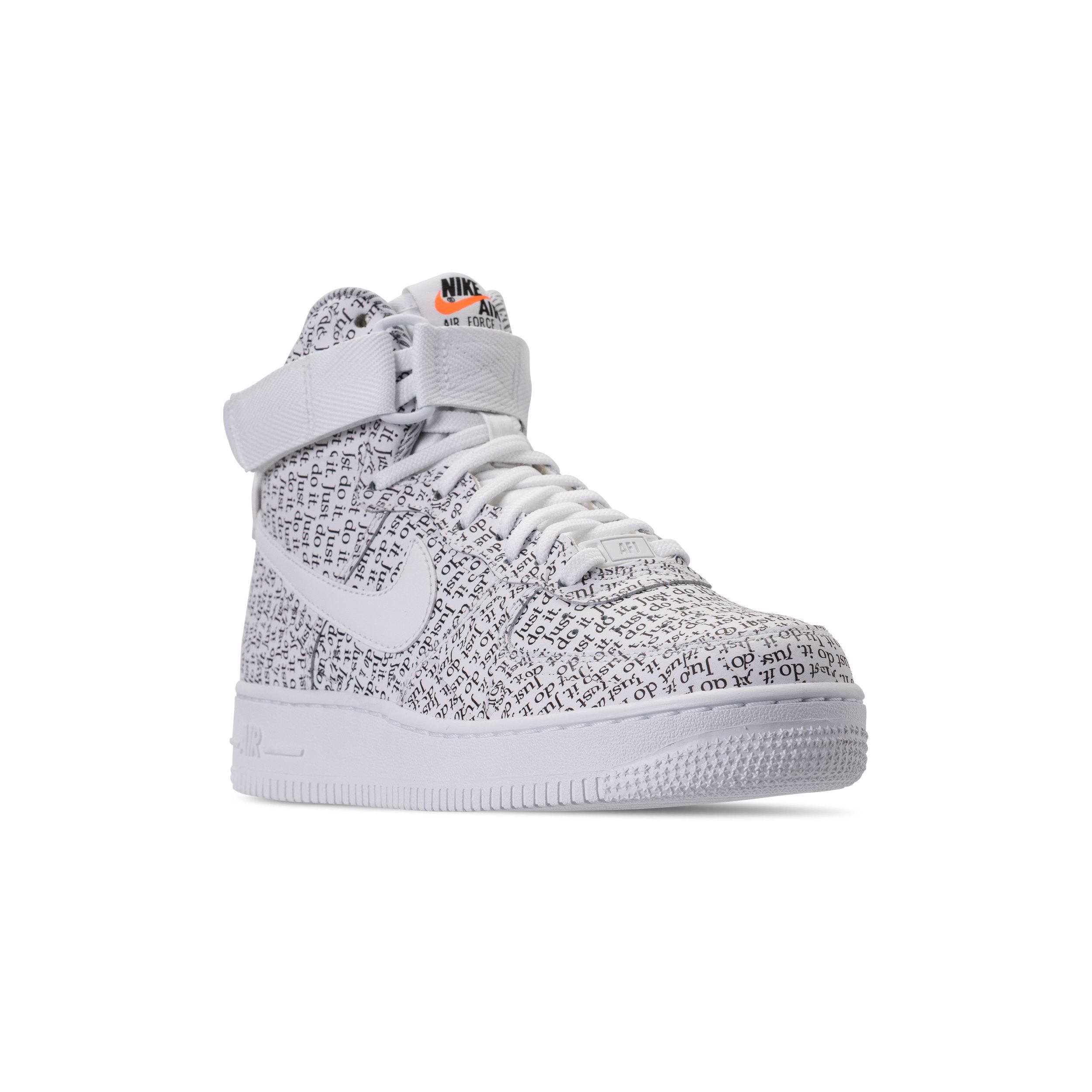 quality design feb3a 18442 The Nike Air Force 1 High 'Just Do It' Pack Releases This ...
