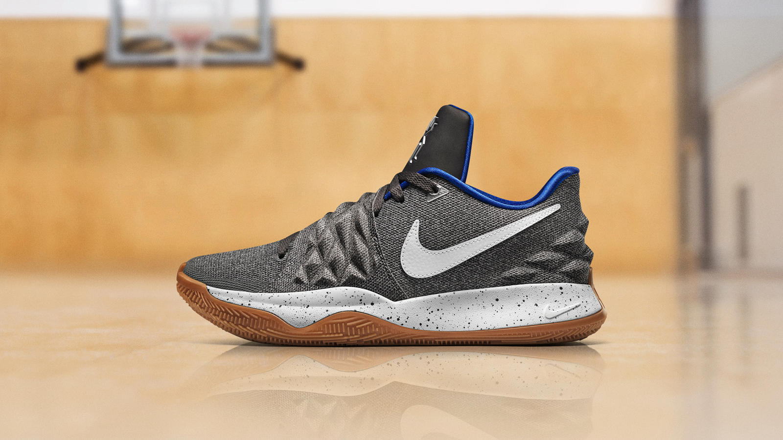 new product 02d3c d10e8 The Nike Kyrie Low Gets More Zoom Air Cushioning and ...