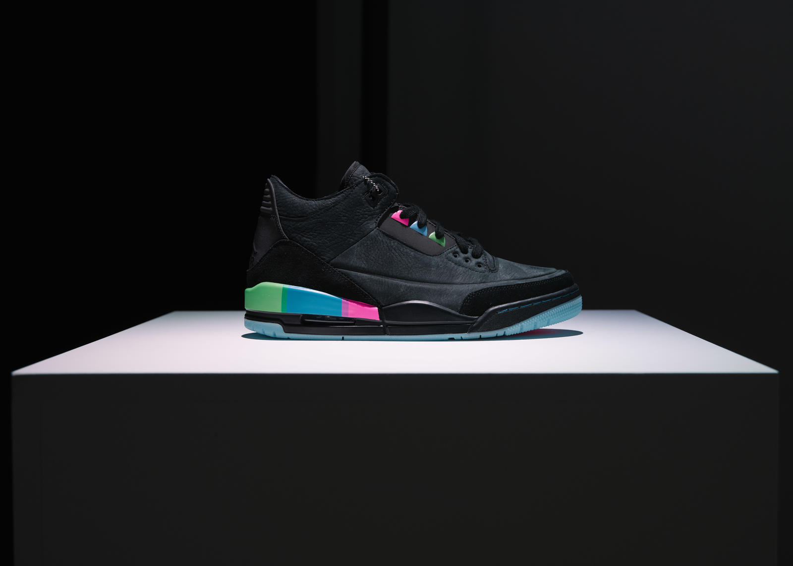 new products a687e 4b3eb The 2018 Air Jordan 3 'Quai 54' Gets the Premium SE Build ...