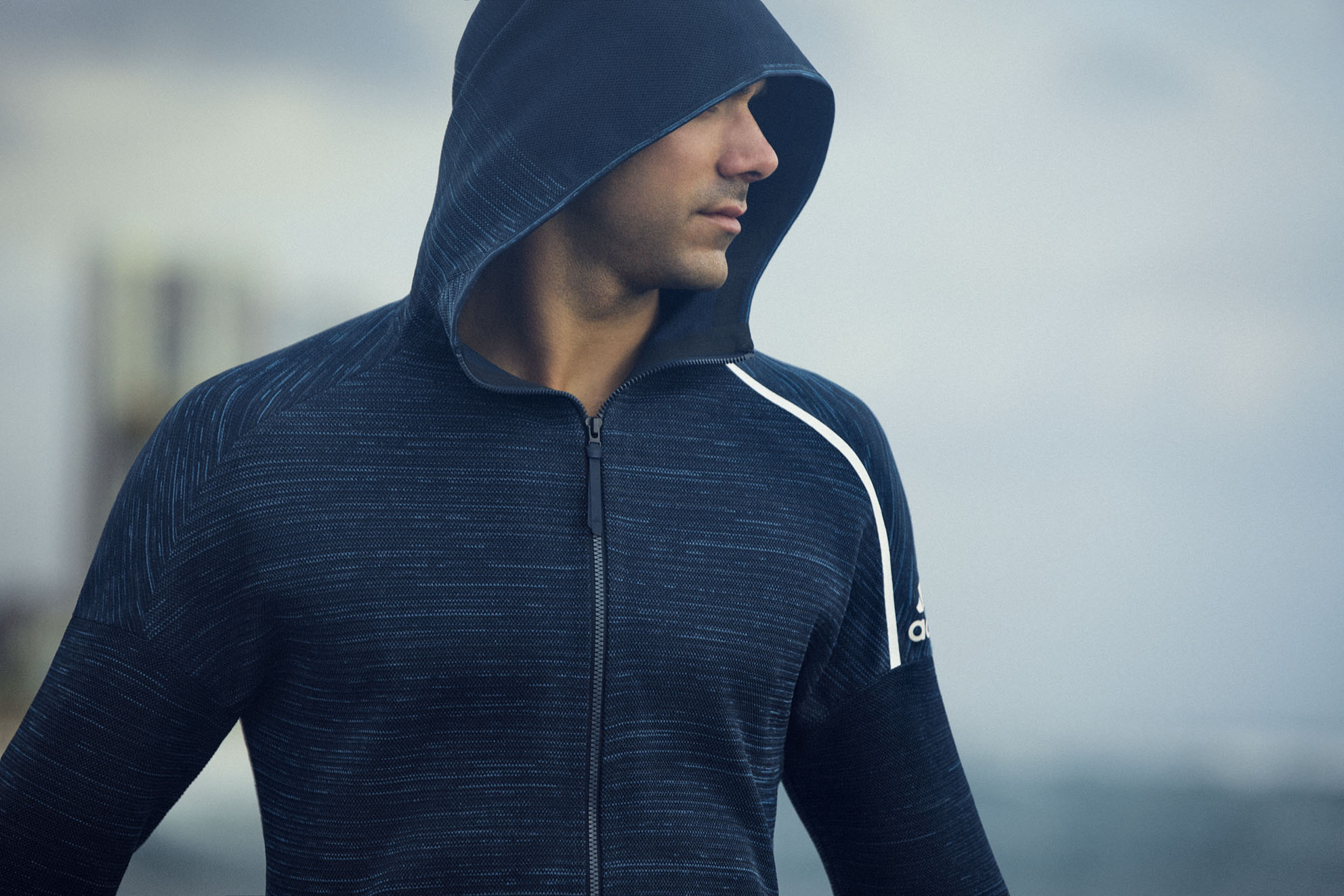 more photos san francisco buying now adidas Releases its First-Ever ZNE Hoodies and Pants Made ...