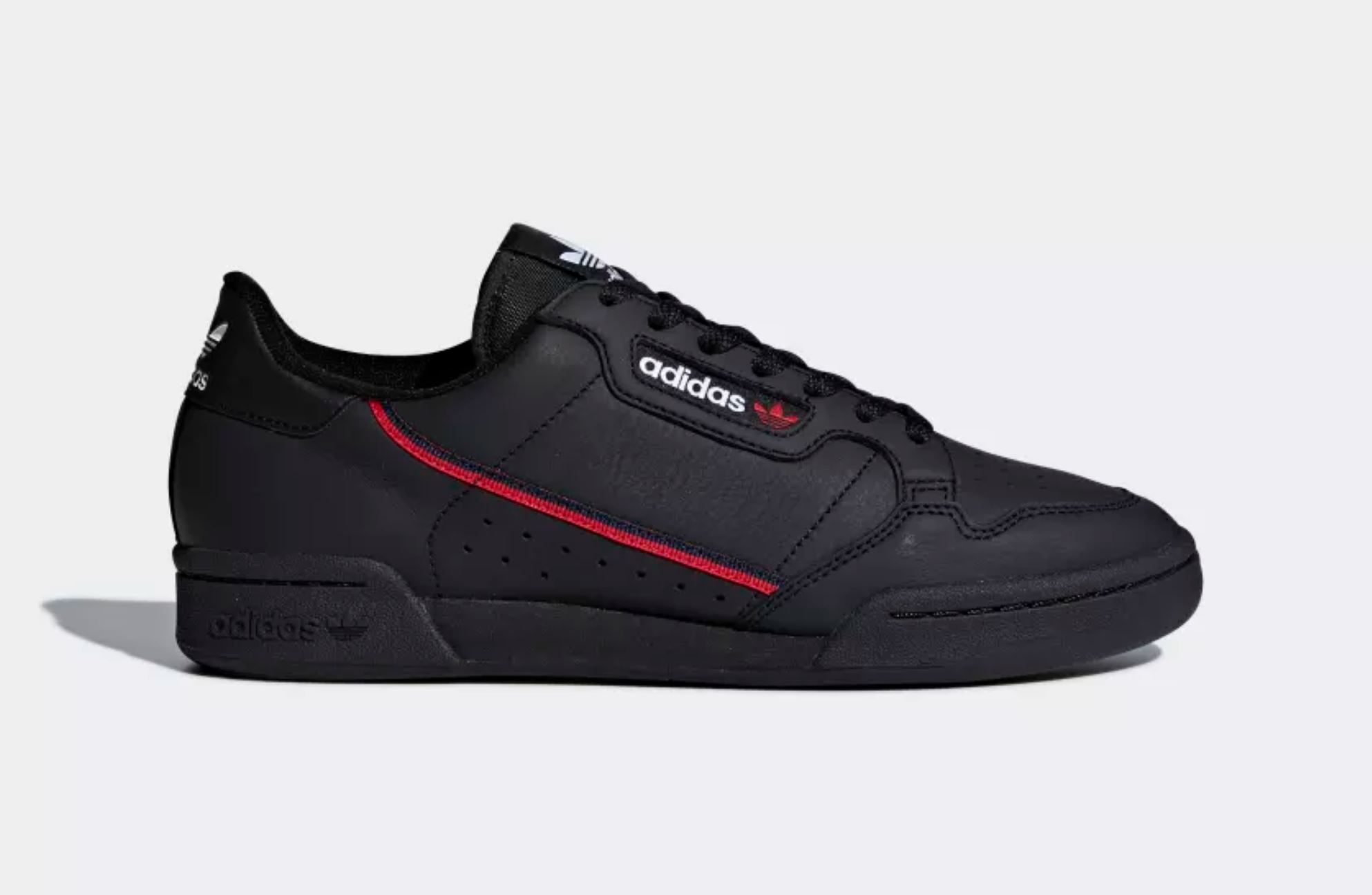 adidas continental 80 tech pack