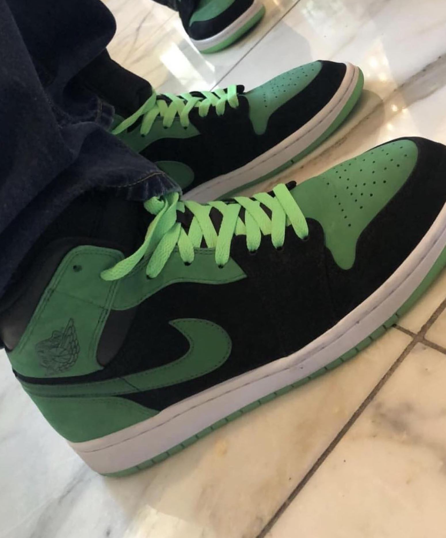 new style 2d410 d15dd The Air Jordan 1 'Xbox' Gets a Microsoft Makeover - WearTesters