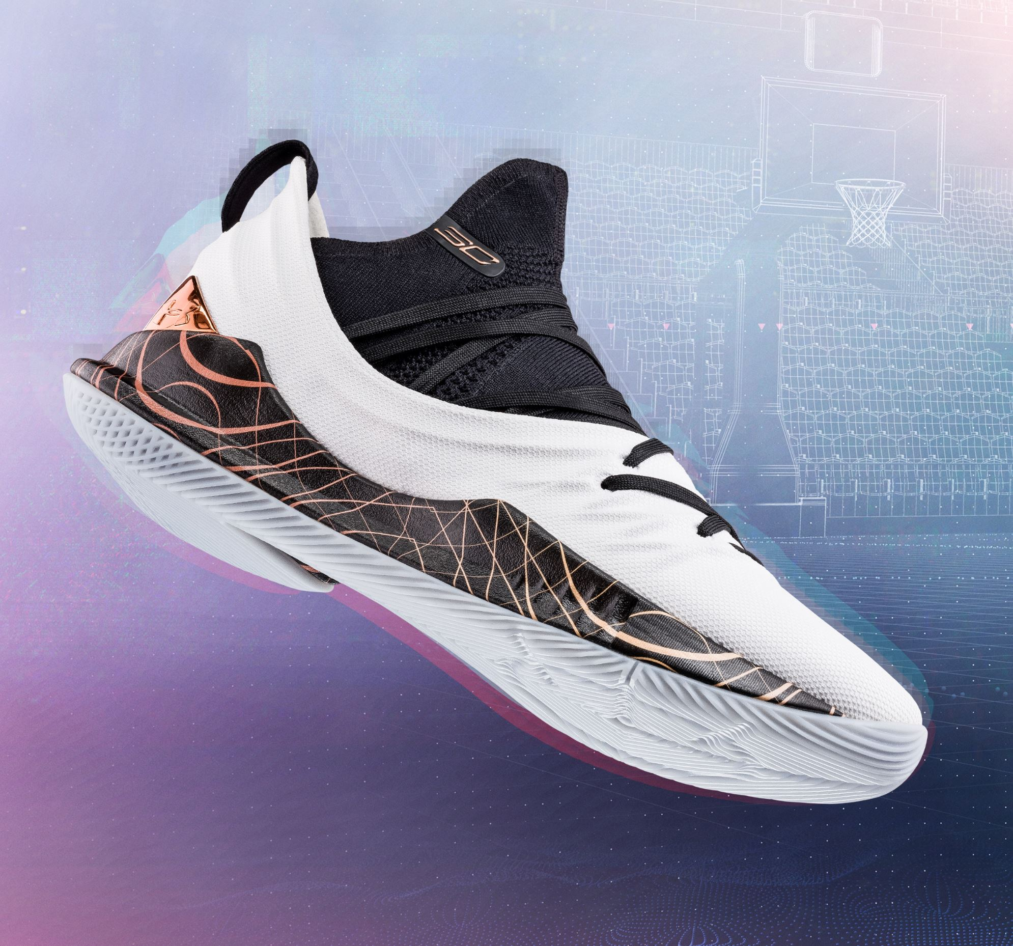 "Under Armour Curry 5  ""Copper"""