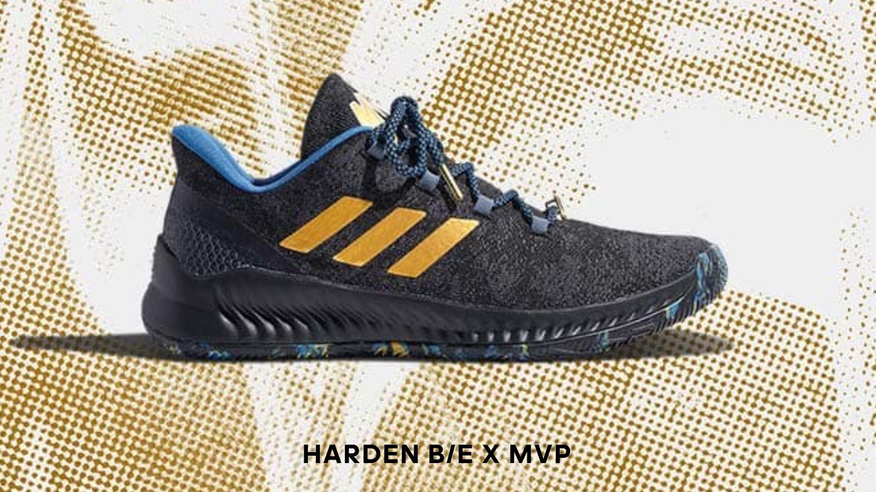 adidas James Harden MVP Pack Brings